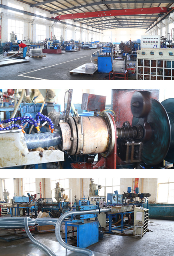 PVC-Steel-Wire-hose-factory
